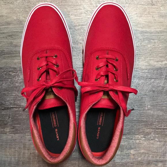 Levi's Shoes | Mens Levi Tennis Shoes